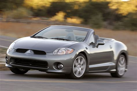 mitsubishi eclipse spyder 2013 2007 mitsubishi eclipse spyder hd pictures