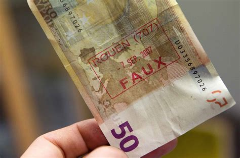 nantes  trafic de faux billets demantele