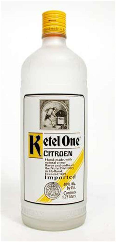 Ketel Citroen by Definition Of Ketel One Citroen