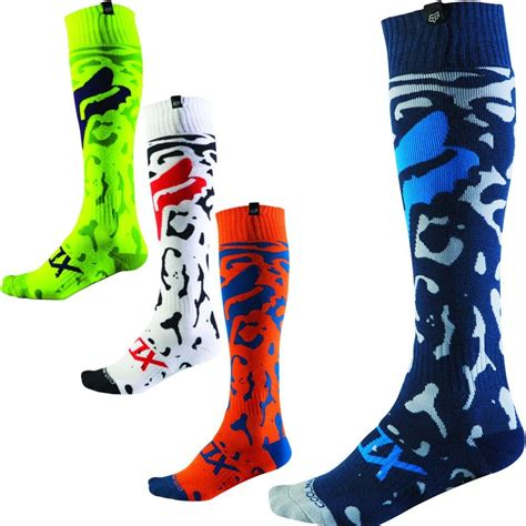 fox motocross socks dp fox racing coolmax cauz thin mens motocross socks