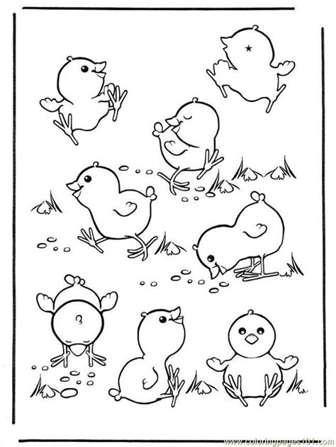 coloring pages free printable easter printable coloring page ng pages easter chicken birds