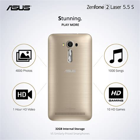 Baterai Zenfone 2 Laser 5 5 Inchi asus zenfone 2 laser 5 5 s 5 5 inch hd display snapdragon 615 and more for only php8 995
