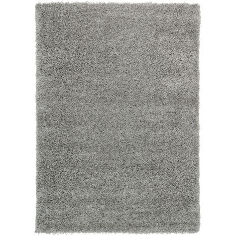 teppich uni langflor teppich hochflor teppich fancy uni einfarbig grau