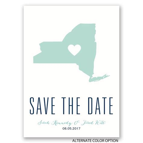 Save The Date by State The Date Save The Date Postcard Invitations By