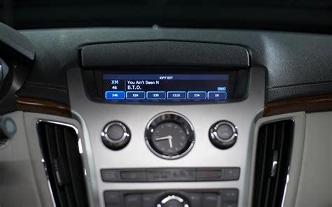 automotive repair manual 2007 cadillac cts navigation system cadillac cts navigation system manual