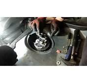How To Change Replace Fuel Pump Peugeot 206  Amateur