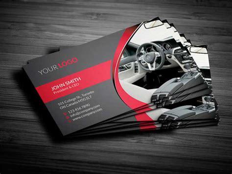 Car Wash Business Card Template Psd by C 243 Mo Hacer Una Tarjeta De Presentaci 243 N Para Tu Negocio