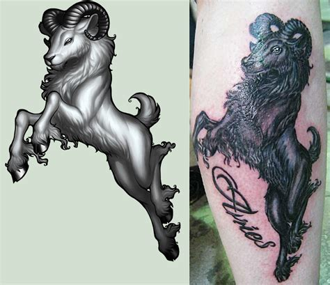 ram tattoo design aries tattoos designs ideas and meaning tattoos for you