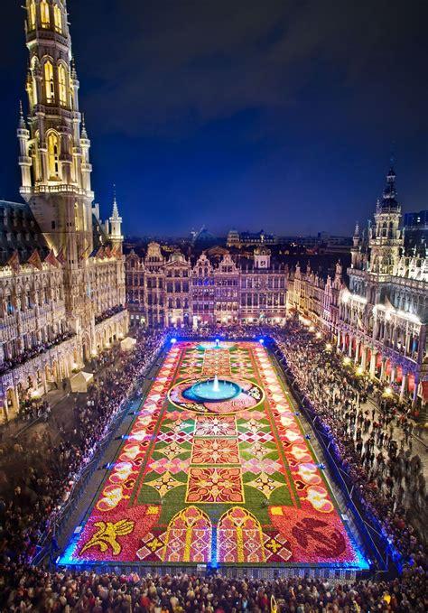 Tapis De Fleurs Grand Place by Un Gigantesque Tapis De Fleurs Grand Place