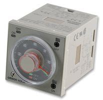 Omron Timer H3cr F8 Timer h3cr f8 100 240ac omron industrial automation analogue