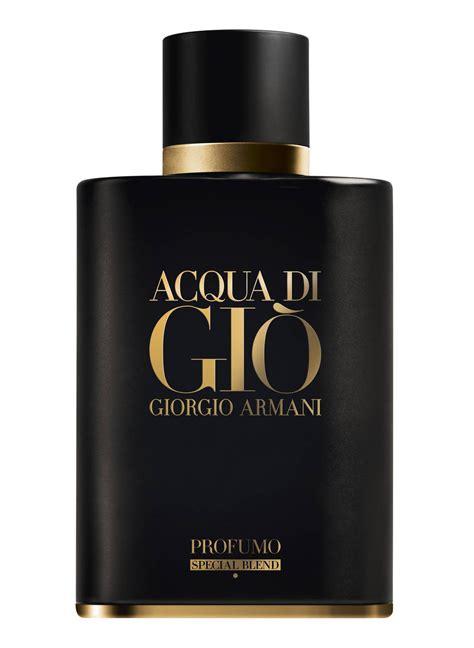 Parfum Acqua Digio acqua di gio profumo special blend giorgio armani cologne