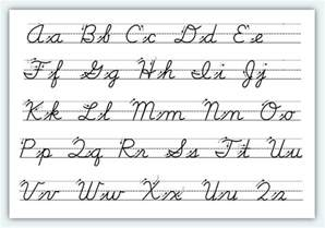 Cursive Template by Weng Zaballa Cursive Handwriting Practice Sheets
