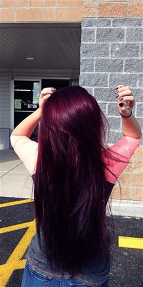 plum burgyndy bob hairstyle absolutely gorgeous multi dimensional color bright red