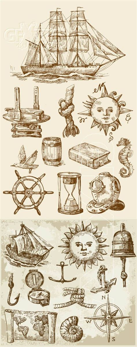 nautical design 25 best ideas about nautical tattoos on pinterest