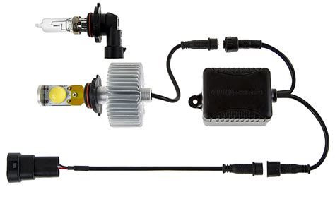 hb4 le led headlight kit hb4 9006 led headlight bulbs