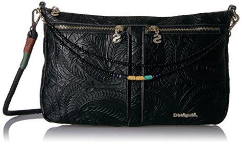 Desigual Turkana Vin Bag Black desigual 73x9wg8 desigual turkana kenia maxi bag black