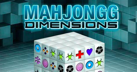 Pch Com Games Mahjongg Dimensions - mahjongg dimensions