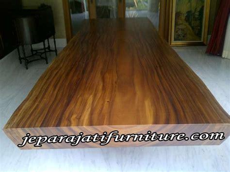 Cobek Ulekan Kayu Besar Bahan Alami meja kayu besar jepara jati furniture