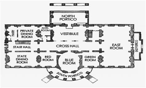 floor plan of white house original white house floor plan white house basement