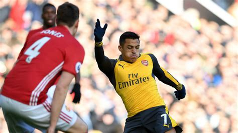 alexis sanchez hd wenger challenges arsenal attack to silence critics