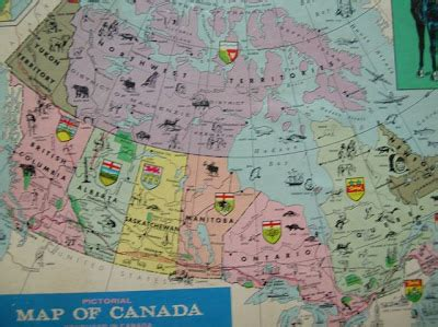 canada puzzle map map of the week map of the weekend the canada puzzle