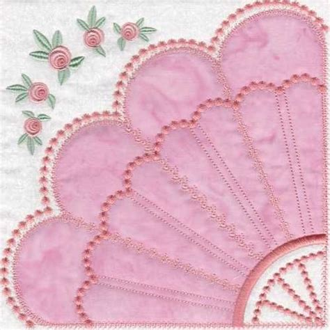 Machine Embroidery Quilting Designs by 1000 Ideas About Embroidered Quilts On Quilt