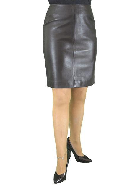 black leather pencil skirt uk redskirtz
