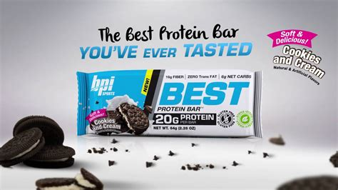 Top Protein Bars Building by Best Protein Bar Cookies And Bpi Sports