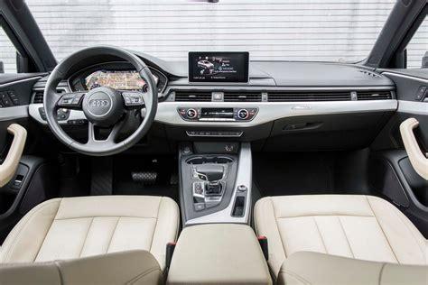 Audi A4 Interior by 2017 Audi A4 2 0t Quattro Review Long Term Arrival