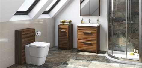 smart walnut bathroom furniture victoriaplum