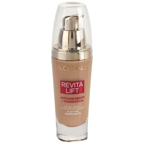 Liquid Foundation L Oreal l or 201 al revitalift liquid foundation for skin