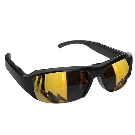 Sale Sunglasses Dvr Kacamata Kamera Adaptor 1280 720 hd camcorder sunglasses mini dvr glasses record earwear dv ebay