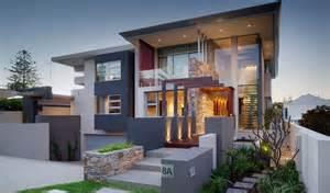 Small Contemporary House Plans Cette Id 233 E Simple Fait Ext 233 Rieur Contemporain Maison Plus
