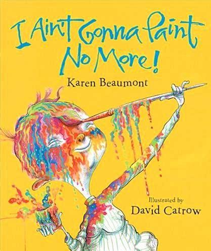 Novel Paint My Korean Story i ain t gonna paint no more teaching children s literature