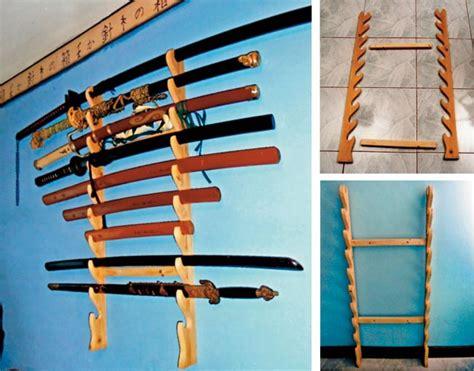porta in legno fai da te porta spade fai da te da muro in legno bricoportale fai