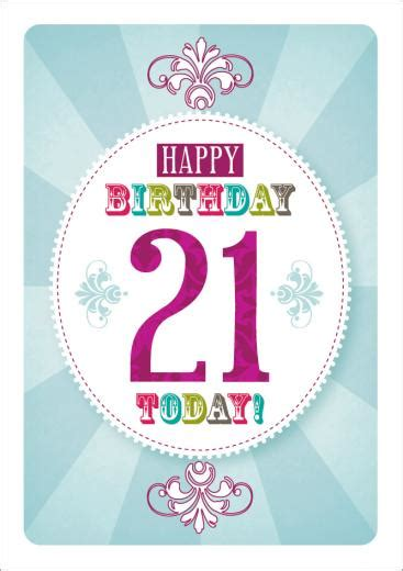 happy 21st birthday card template free happy 21 birthday free clip free clip