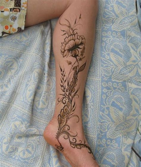 simple tattoo locations best 25 ankle henna tattoo ideas on pinterest henna