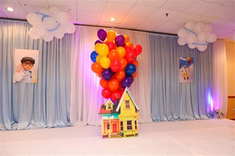 Party Hall Decoration Ideas For Birthday