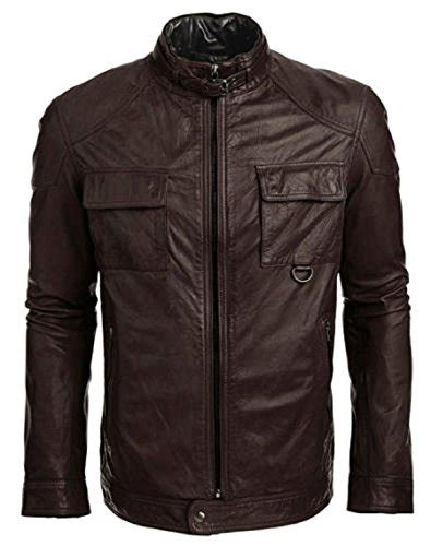 best branded top 10 best branded leather jackets for men in india 2018