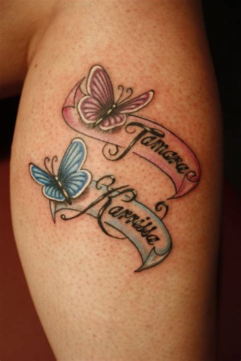 cute tattoo name ideas 40 adorable ideas of tattoos with kids names