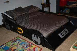 Batman Bed Set Queen Size Single Bed Frame Colourful Mdf Kids Furniture With