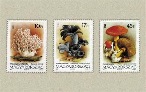 Perangko Magyar Posta 019 ehető gomb 193 k b 233 lyeg st