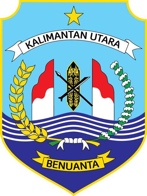 Logo Hitam 89 arti lambang provinsi kalimantan utara arti lambang