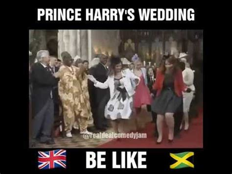 Royal Wedding Meme - prince harry and meghan markle dancing at the royal