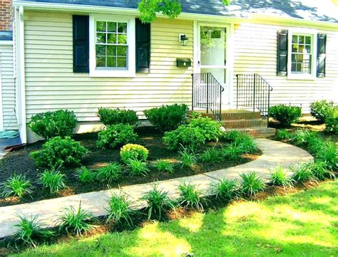 landscaping designs for ranch style homes ranch style home landscaping landscaping designs for ranch