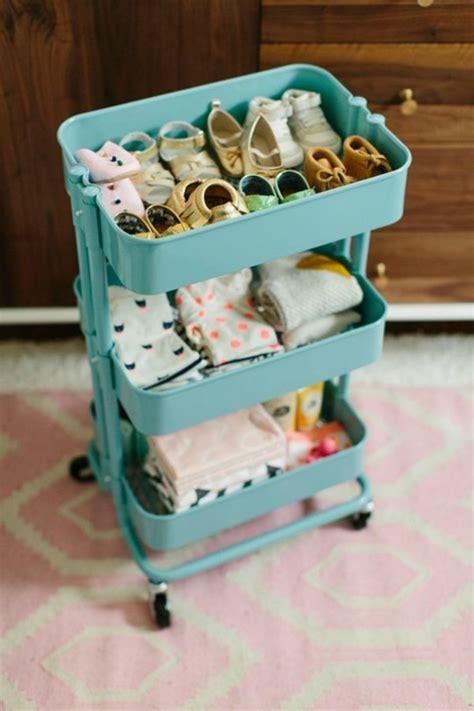 Kitchen Organization For Baby Stuff 15 Totally Genius Ways To Organize Baby Clothes