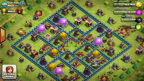 coc base 7th hd image dawnload clash of clans hd wallpapers car interior design