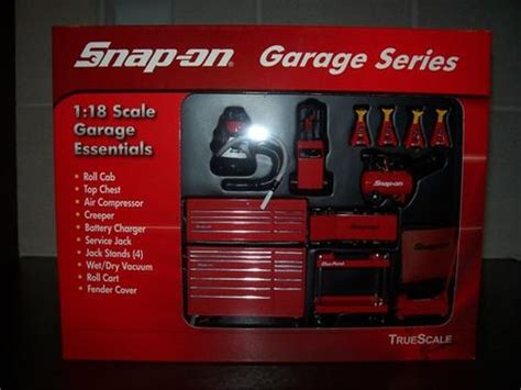 Snap On Garage by Accessories 1 18 Snap On Garage Series For Dioramas Was