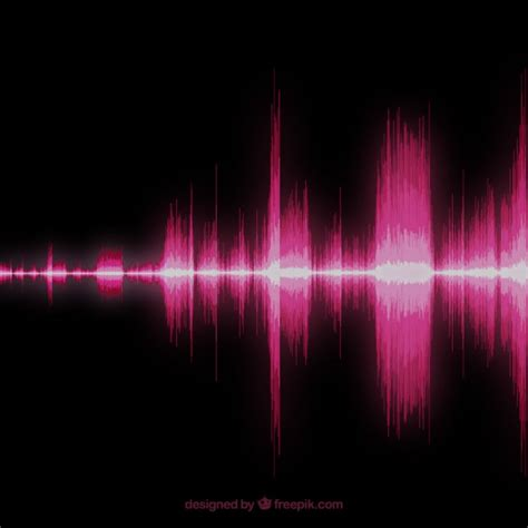 imagenes hd sonido sound wave background vector free download