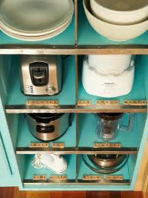 kitchen appliance storage ideas 45 small kitchen organization and diy storage ideas cute diy projects